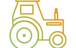 A vendre matériel agricole cause cessation d'activité